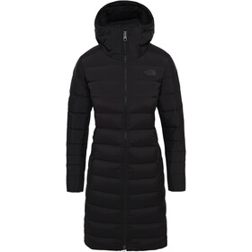 The North Face Stretch Down Parka Women TNF Black
